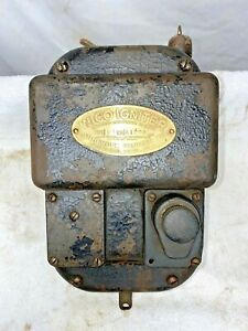 Wico Type r1 Magneto Hit Miss Engine Auto Tractor Steam Antique Oilfield Mag