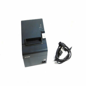 Epson M249a Thermal Receipt Printer Integrated Power Supply 100 240vac