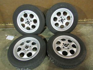 Mini Cooper 15 Inch 59360 Wheels And Tires Set Of 4