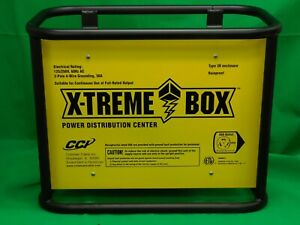 Southwire Xtreme Box Twist lock Portable Power Distributor