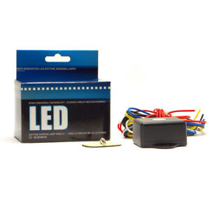 Daytime Running Lights Tfl Module Relay Cut out R87 Switch Off
