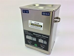 New Dti Ultrasonic Cleaner small Tank 2 5 Liter Part Dti uc2 3g 2 3 Gallon