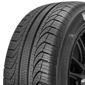 2 New Pirelli P4 Four Seasons Plus 205 55r16 91h A s All Season Tires