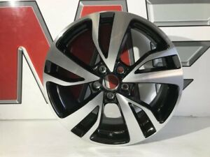 Wheel 19x7 1 2 Alloy Machined Face Factory Installed Fits 18 Odyssey 495