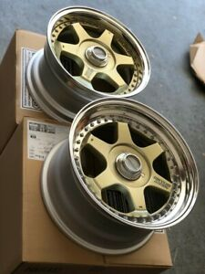 Weds Chevlon Racing S1c 4x100 Staggered