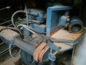Richardson Little Brother Chop And Bore Radial Head Boring Cutoff Saw