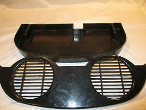 Bunn Ultra 2 Drip Tray Black Lower Cover Complete Good Condition Ships Fre