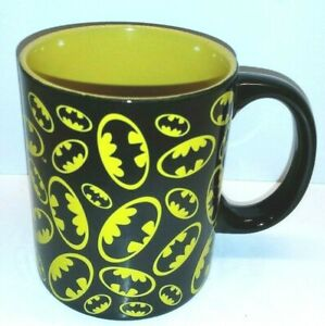 NEW  DC Comics Batman Coffee Mug 12 oz