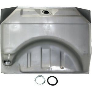 19 Gallon Fuel Gas Tank For 66 67 Dodge Charger Coronet Silver