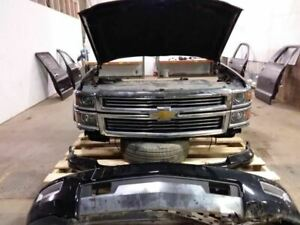Front Clip With Park Assist Opt Ud5 Fits 14 15 Silverado 1500 Pickup 753230