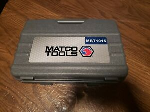 Matco Tools Battery Analyser Mbt1015