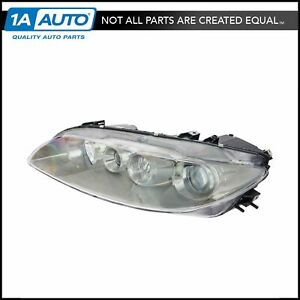 Headlight Headlamp Driver Side Left Lh New For 03 05 Mazda 6