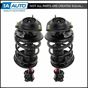 Monroe Quick Strut Spring Assembly Front Lh Rh Pair Set For 00 06 Elantra