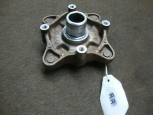 06 2006 POLARIS ATV SPORTSMAN 500 WHEEL HUB  REAR RIGHT #V6