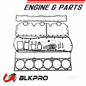 Upper Cylinder Head Gasket Set Kit For Fits Cummins M11 L10 Standard 4089418