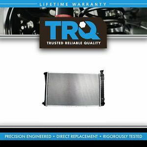 Radiator New For Chevy Gmc C k Pickup Truck Suburban W o Engine Oil Cooler
