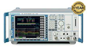 Rohde Schwarz Esu8 8ghz Emi Test Receiver W Options B16 b2 k53