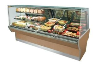 Hussmann Service Bakery Case Q3 dv 22 5 4 Ft 4 Units New In Crate Med Temp