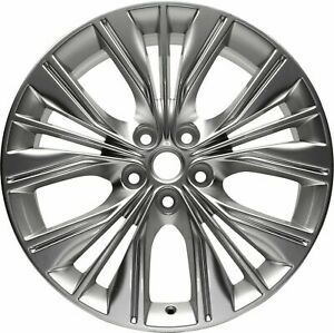 New 20 Replacement Wheel Rim For 2014 2015 2016 2017 2018 2019 Chevrolet Impala