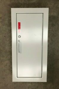 Larsen s Wall Mounted Fire Extinguisher Cabinet