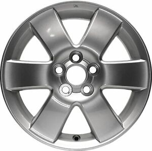 New 15 X 6 Replacement Wheel Rim For 2003 2008 Toyota Corolla Matrix