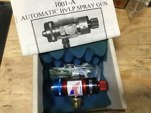 Lex Aire 1001 A Hvlp Spray Gun New Lex Aire