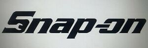 Snap On Tools Decal For Cars And Trucks 11 x5ft