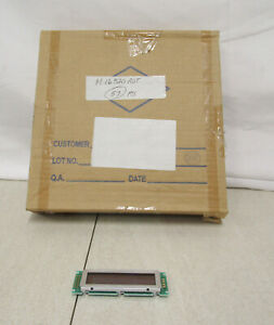Lot Of 70 Pcs Seiko M16320 Aut 2x16 Character Lcd Display Module Nos New