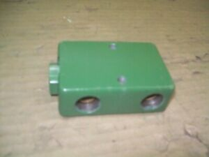 Oliver 1550 1555 1600 1650 1655 Farm Tractor Bypass Valve