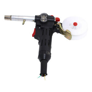 200a Mig Welding Gun Spool Gun Push Pull Feeder Welding Torch Without Cable Gear