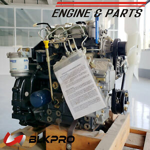 New Perkins 403c 15 Cat 3013 C1 5 3 Cylinder Diesel Engine Complete No Core Char