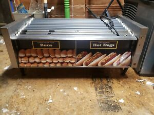 Star Hot Dog Roller Grill Refurbished