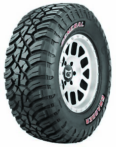 General Grabber X3 Lt295 70r17 10 121 118q 04505790000 4 Tires