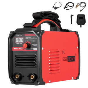 Vivohome Igbt Arc Welding Machine Mma Welder Dual Voltage 10a 160a Dc Inverter