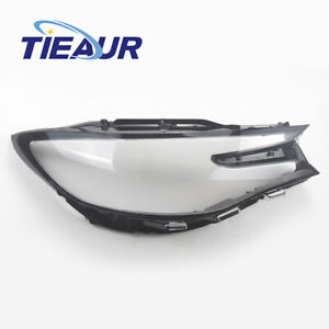 18 20 Right Side Headlight Lens Cover Transparents Shell Fit For Buick Excelle
