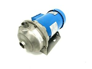 New Anderson 1st1f5c4k Booster Pump