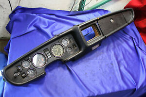 Mg Mgb 77 80 Complete Dashboard Assembly With Gauges