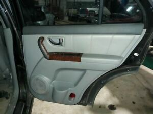 Sorento 2005 Door Trim Panel Rear 82188