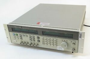 Hp 83731b Synthesized Signal Generator 1 Ghz 20 Ghz
