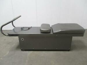 Treatment Table Physical Therapy Chiropractic Traction T118168