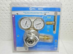 Miller smith Heavy Duty Flow Lp Regulator Series 40 Cga510 Inlet 40 50 510