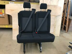 Ford Transit Take Out Seats Double Quick Release Seat V363n