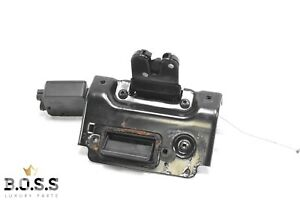 04 08 Chrysler Crossfire Trunk Lock Latch Actuator Motor Unit 1937500285 Oem