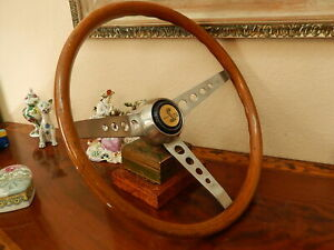 1967 Shelby Gt500 Steering Wheel Wood As Placed On 67 Shelby Gt500 Super Snake