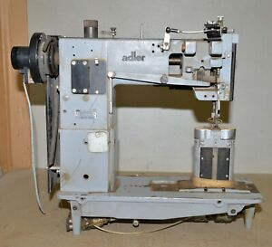 Adler No 268 263 Hni Two Needle Post Bed Sewing Machine Industrial Upholstery