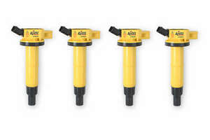 Accel 140333 4 Accel Ignition Coil Supercoil Toyota 2 4l I4 4 Pack