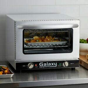 New Commercial Coe3q Quarter Size Countertop Convection Oven 120v