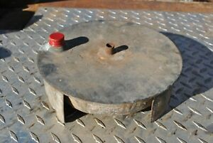 Ihc International Famous Hit Miss Gas Engine Belt Drive Water Pump Pulley
