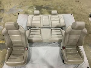 2007 2008 Acura Tl Type S White Interior Seats Email For Each Seat Price