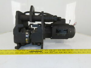 Yong Yuan 1 Ton 1ph Electric Hoist Trolley 0 25kw 115 230v 80fpm 3 6 1 2 I beam
